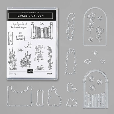 Grace's Garden Bundle (English)