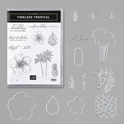 Timeless Tropical Bundle (English)
