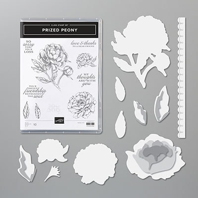 Prized Peony Bundle (English)