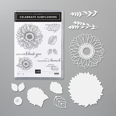 Celebrate Sunflowers Bundle (English)
