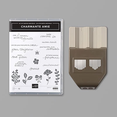Charmante Amie Bundle (French)