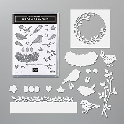 Birds & Branches Bundle
