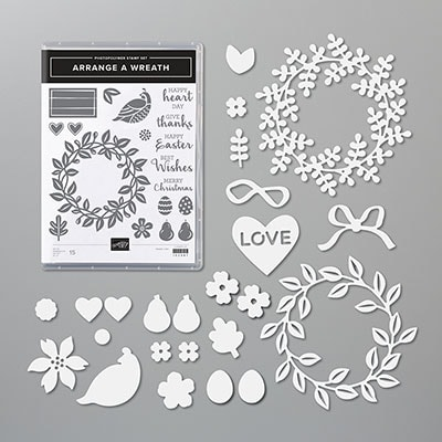 Arrange A Wreath Bundle (English)