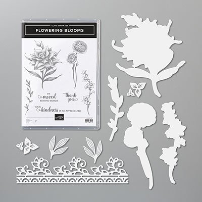 Flowering Blooms Bundle (English)