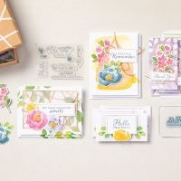 Hello Dear Friend Card Kit (English)