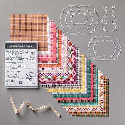 Plaid Tidings Suite Collection (English)