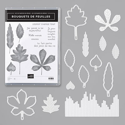 Bouquet De Feuilles Bundle (French)