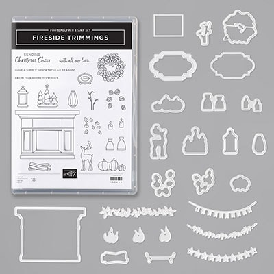 Fireside Trimmings Bundle (English)
