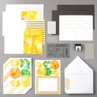 Paper Pumpkin Kit Box Of Sunshine (English)