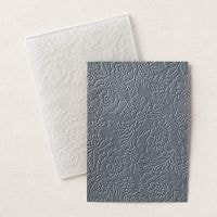 Pretty Flowers Embossing Folder