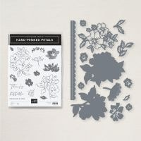 Hand Penned Petals Bundle (English)