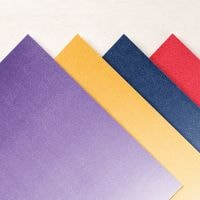 """Ombre 12"""" X 12"""" (30.5 X 30.5 Cm) Specialty Paper"""