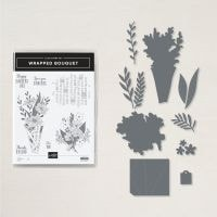 Wrapped Bouquet Bundle (English)